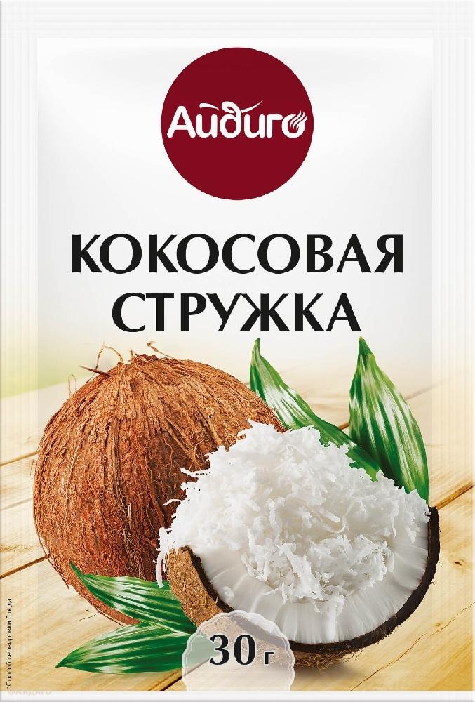 кокосовая стружка для прикормки рыбы