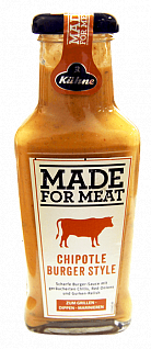 "Соус для бургеров с копчёным перцем халапеньо ""Made for meat"" Kuhne 450 г"